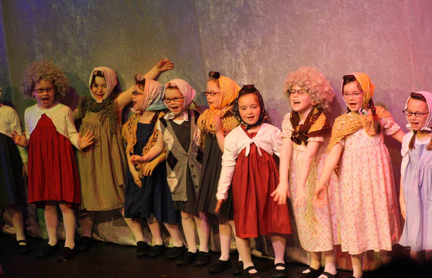 When I'm 64 - Encore School Of Performing Arts